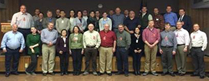 photo of the Pennycress Workshop participants